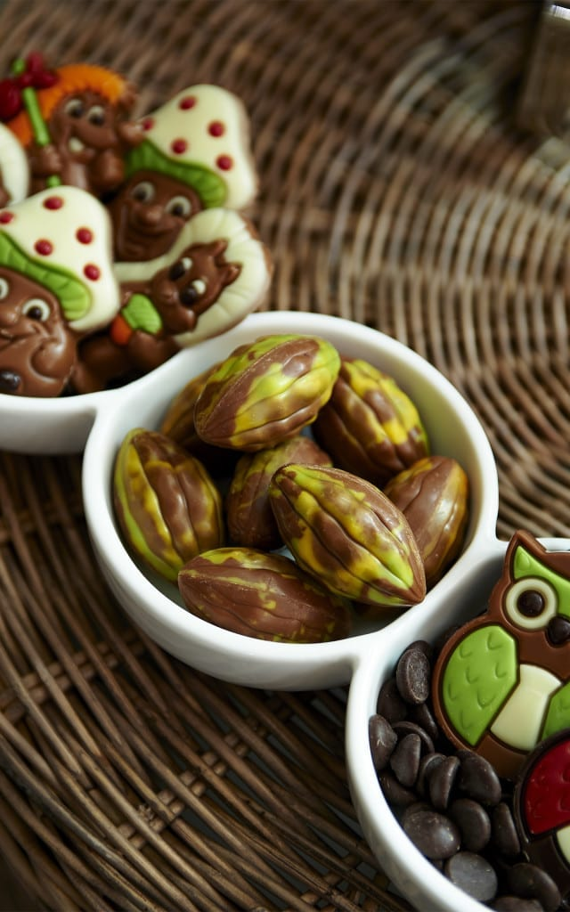 Chocolade producten: Martinez chocolade herfst figuurtjes