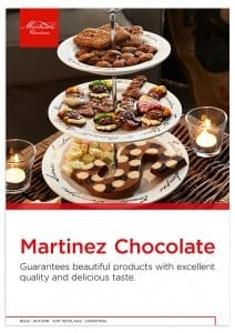 Martinez A4 productbrochure Sinterklaas
