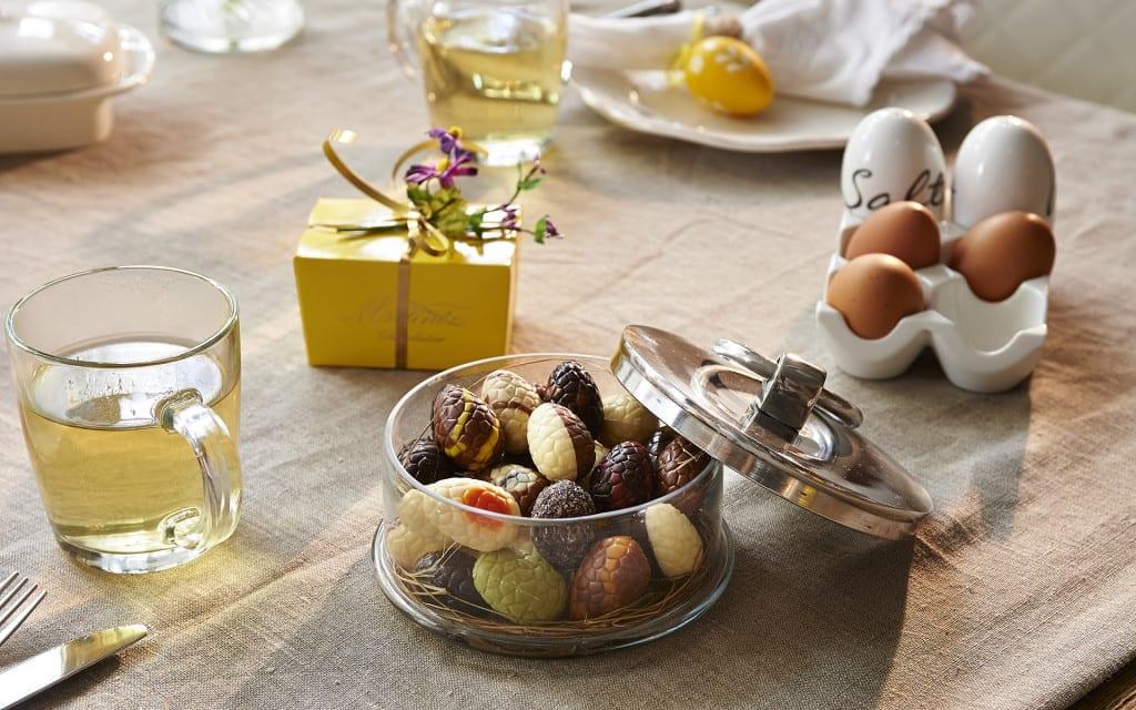Chocolade producten: Martinez chocolade paaseitjes
