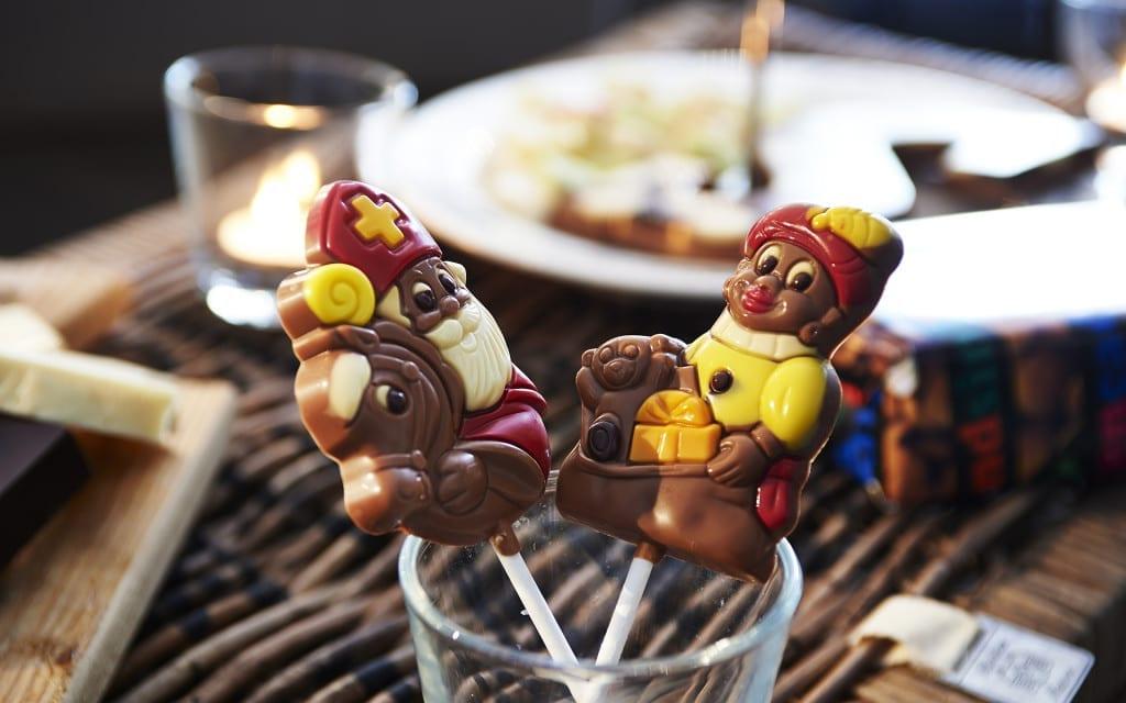 Chocolade producten: Martinez chocolade sinterklaas chocolollies