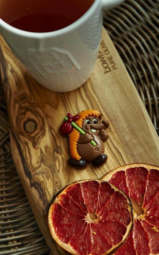 Martinez chocolade herfst, thee, grapefruit